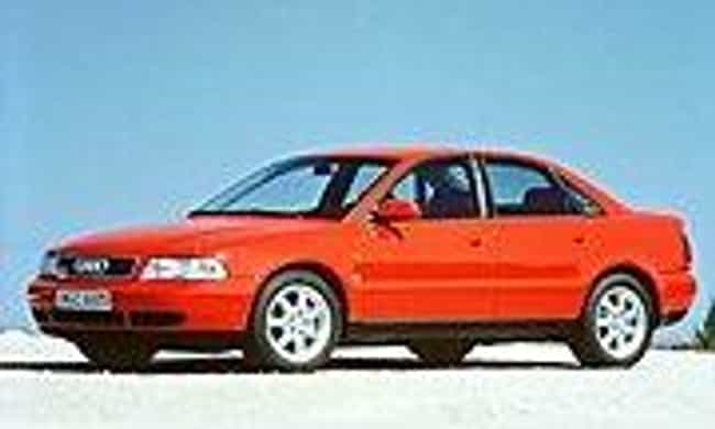 1999 Audi A4 Sedan Quatt... is listed (or ranked) 3 on the list List of All Cars Made in 1999