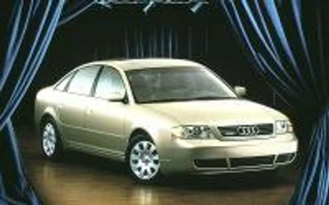 1999 Audi A6 Sedan Quatt... is listed (or ranked) 5 on the list List of All Cars Made in 1999