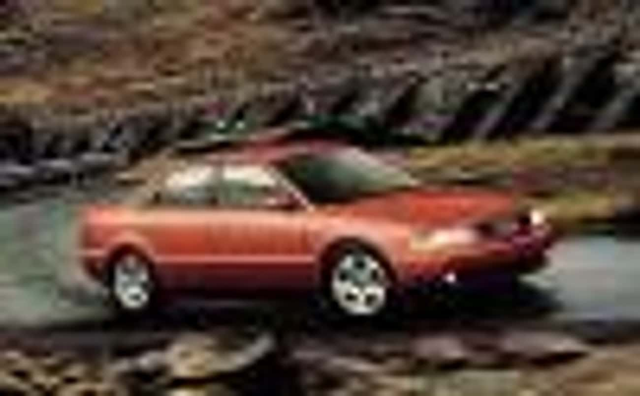 2001 Audi A4 Sedan Quattro is listed (or ranked) 3 on the list List of All Cars Made in 2001