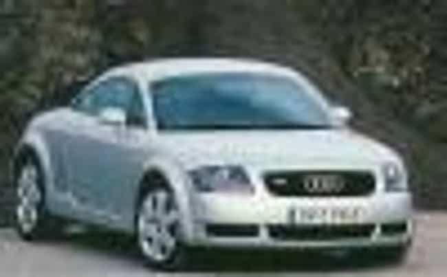 2001 Audi TT Coupe Quatt... is listed (or ranked) 4 on the list The Best Audi TTs of All Time