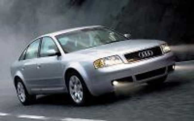 2002 Audi A6 Sedan Quatt... is listed (or ranked) 5 on the list List of All Cars Made in 2002