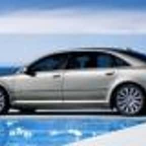 2004 Audi A8 is listed (or ranked) 21 on the list The Best Sedans of All Time
