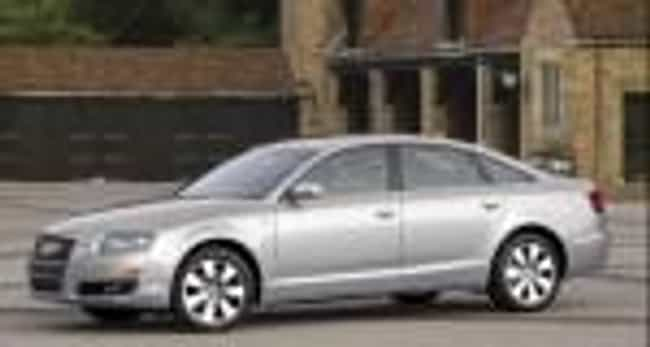 2006 Audi A6 Avant is listed (or ranked) 2 on the list List of Popular Audi Wagons