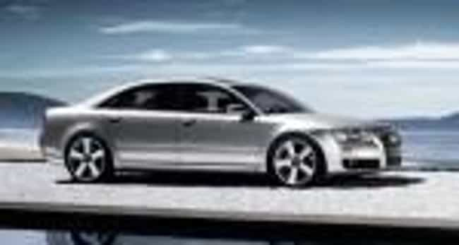 2006 Audi A8 is listed (or ranked) 4 on the list The Best Audi A8s of All Time