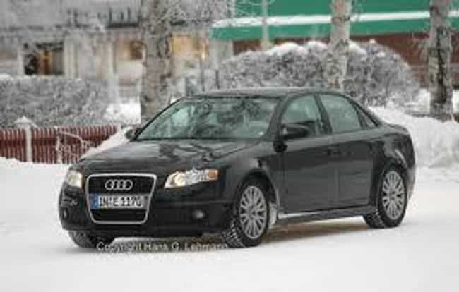 2007 Audi A4 Sedan is listed (or ranked) 4 on the list The Best Audi A4s of All Time