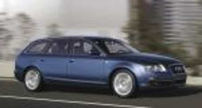 2007 Audi A6 Avant is listed (or ranked) 4 on the list List of Popular Audi Wagons