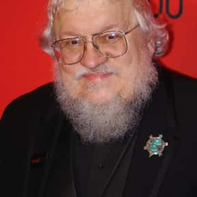 George R. R. Martin is listed (or ranked) 7 on the list Famous People Whose Last Name Is Martin