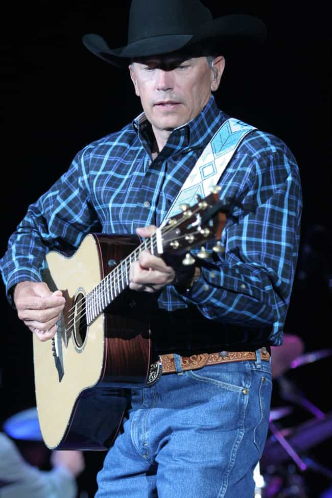 George Strait is listed (or ranked) 6 on the list Famous People You Didn't Know Were Boy Scouts