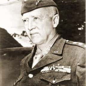 George S. Patton is listed (or ranked) 16 on the list Famous People Named George