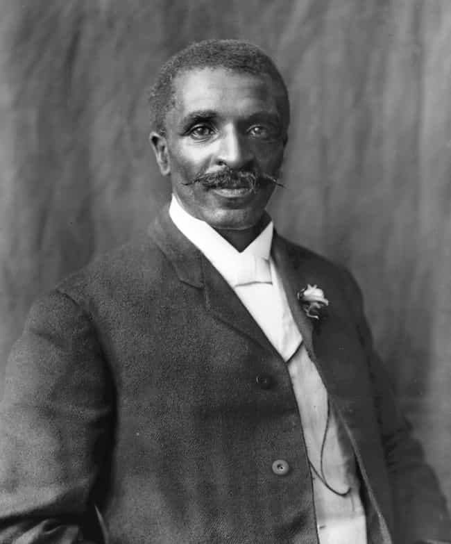 George Washington Carver is listed (or ranked) 2 on the list Famous Male Botanists