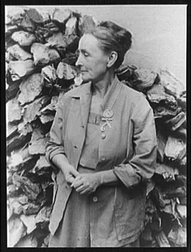 Georgia OKeeffe Is Listed Or Ranked 3 On The List Famous American