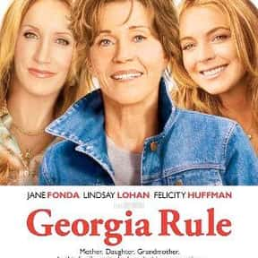 Georgia Rule is listed (or ranked) 23 on the list The Greatest Guilty Pleasure Drama Movies