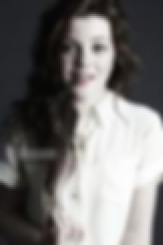 Georgie Henley is listed (or ranked) 5 on the list Famous Bradford Grammar School Alumni