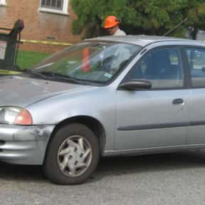 Geo Metro is listed (or ranked) 14 on the list The Worst Cars Ever Made