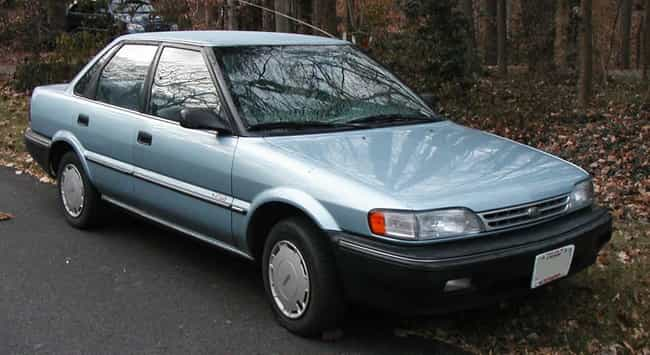 Geo Prizm Is Listed Or Ranked 4 On The List Full Of