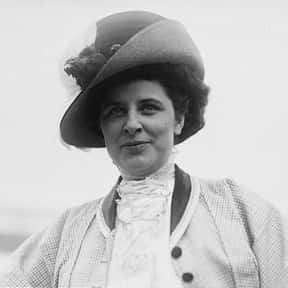 Geraldine Farrar is listed (or ranked) 9 on the list Famous People Named Geraldine