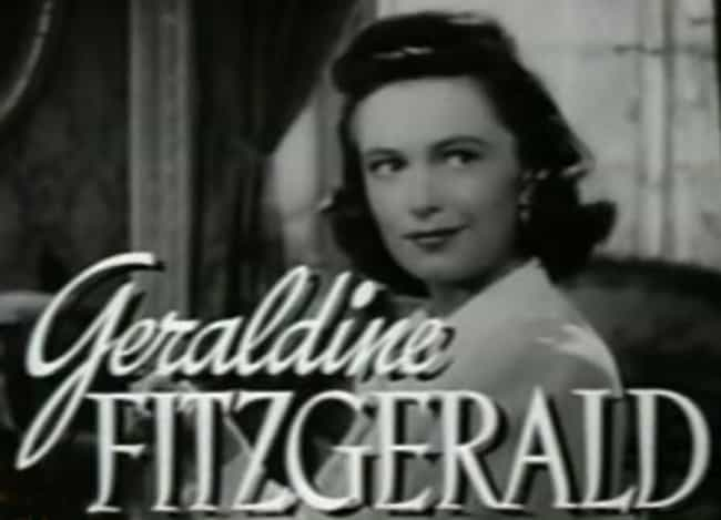 Geraldine Fitzgerald is listed (or ranked) 2 on the list Famous Female Theatre Directors