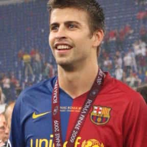 Gerard Piqué is listed (or ranked) 10 on the list The Best Soccer Players from Spain