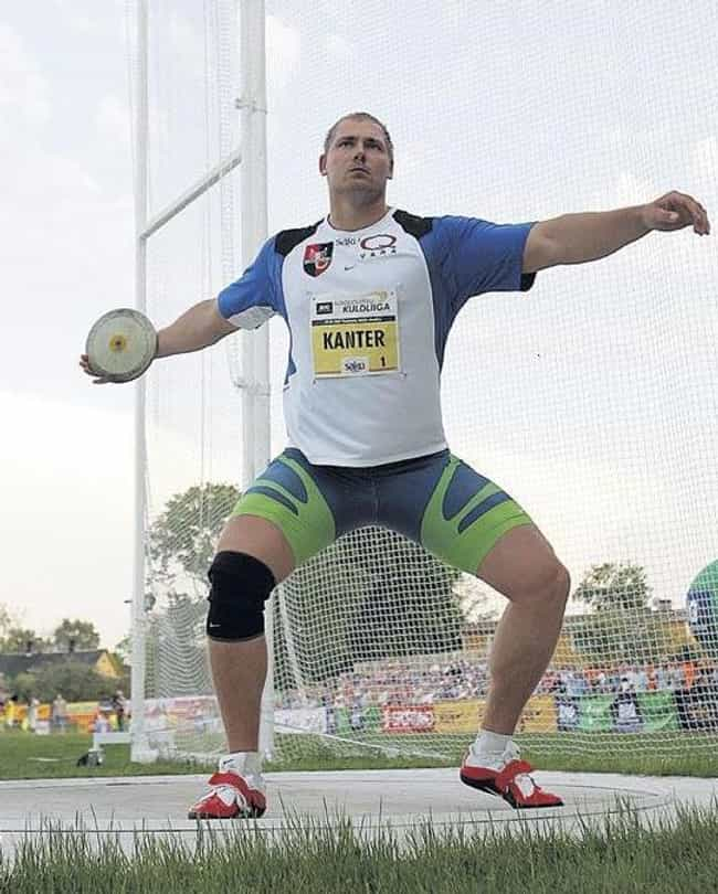 Gerd Kanter is listed (or ranked) 3 on the list Famous Track And Field Athletes from Estonia