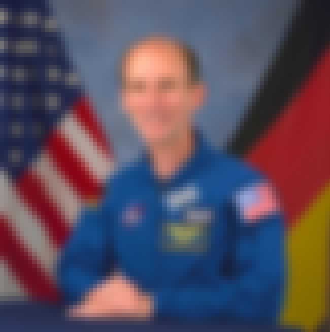 Gerhard Thiele is listed (or ranked) 3 on the list Famous Astronauts from Germany