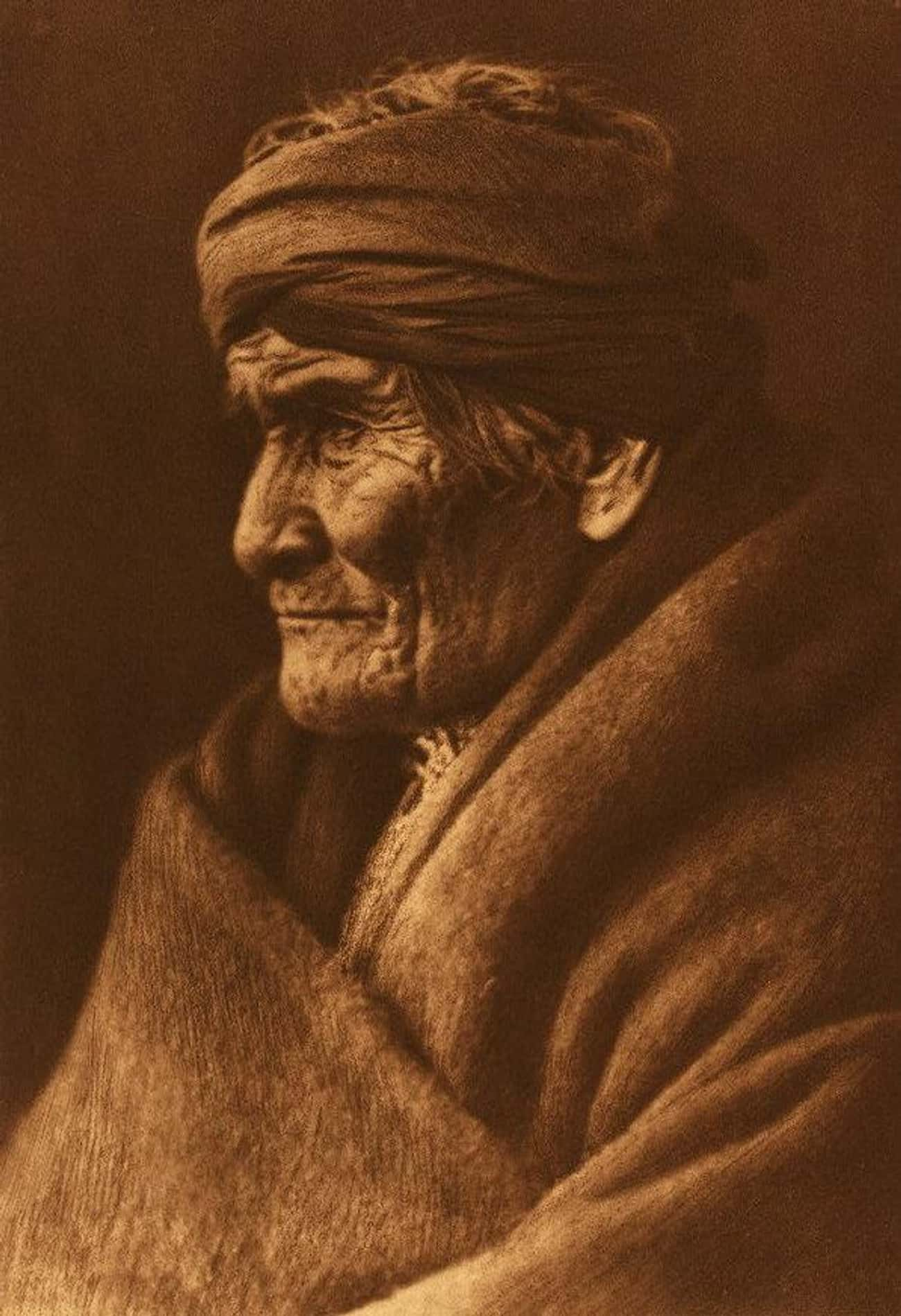 Geronimo is listed (or ranked) 2 on the list The 30 Biggest Badasses In History