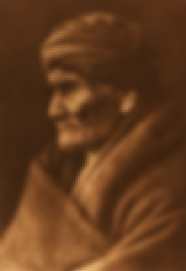 Geronimo is listed (or ranked) 4 on the list The 30 Biggest Badasses In History