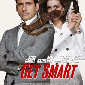 Get Smart is listed (or ranked) 4 on the list The Greatest Spy Comedy Movies Ever Made