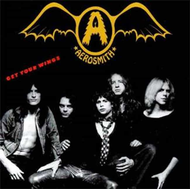 Get Your Wings is listed (or ranked) 3 on the list The Best Aerosmith Albums of All Time