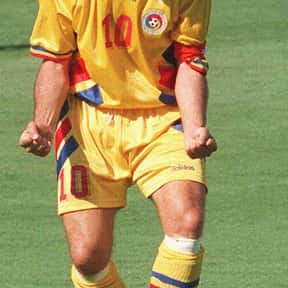 Gheorghe Hagi is listed (or ranked) 19 on the list The Best Soccer Players of the '90s