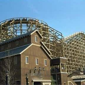GhostRider is listed (or ranked) 1 on the list The Best Rides at Knott's Berry Farm