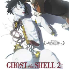 Ghost in the Shell 2: Innocenc is listed (or ranked) 14 on the list The Greatest Animated Sci Fi Movies