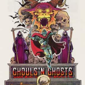 Ghouls'n Ghosts is listed (or ranked) 20 on the list List of Sega Platform Games