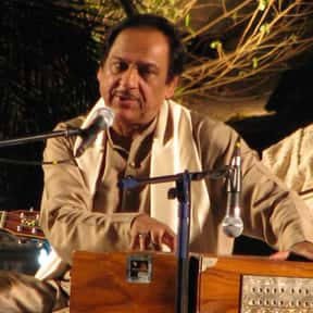 Ghulam Ali is listed (or ranked) 12 on the list The Best Ghazal Bands/Artists