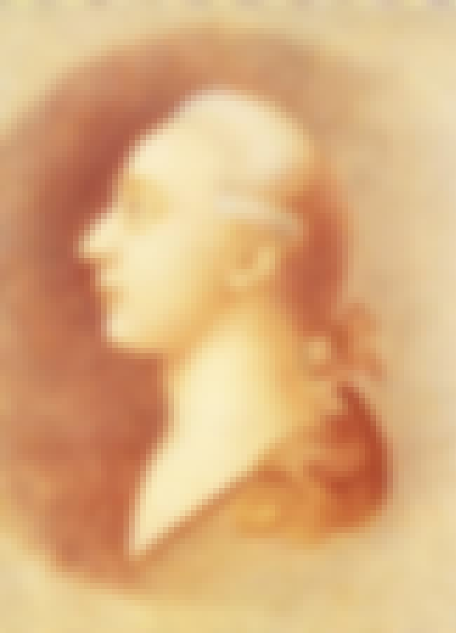 Giacomo Casanova is listed (or ranked) 4 on the list 14 Suave Playboys From Throughout History Who Are Actually Total Scumbags
