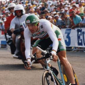 Gianni Bugno is listed (or ranked) 14 on the list The Best Athletes Of All Time