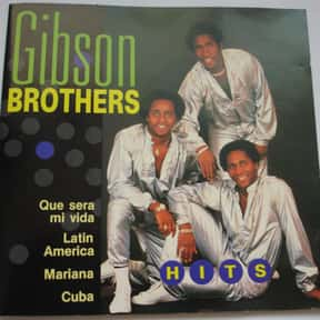 Gibson Brothers is listed (or ranked) 23 on the list The Best Euro Disco Groups/Artists