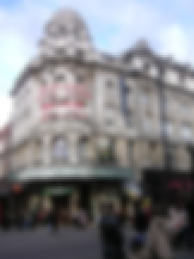 Gielgud Theatre is listed (or ranked) 4 on the list List of W. G. R. Sprague Architecture
