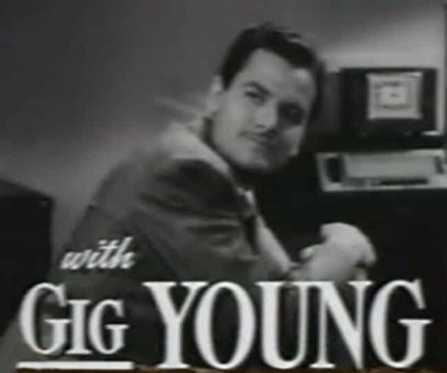 Gig Young is listed (or ranked) 2 on the list Men Who Bette Davis Has Dated