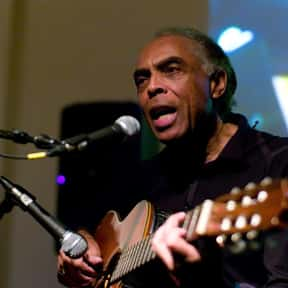 Gilberto Gil is listed (or ranked) 8 on the list Famous Guitarists from South America