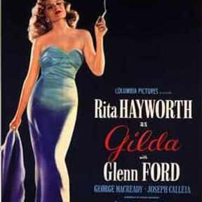 Gilda is listed (or ranked) 19 on the list The Best Romance Movies of the 1940s