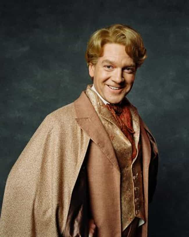 Gilderoy Lockhart is listed (or ranked) 4 on the list All the Defense Against the Dark Arts Teachers, Ranked