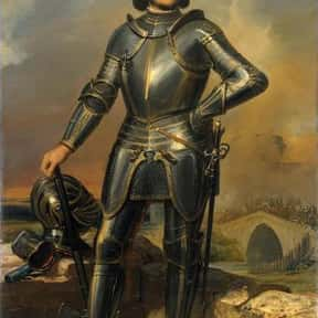 Gilles de Rais is listed (or ranked) 7 on the list Famous People Who Died in France