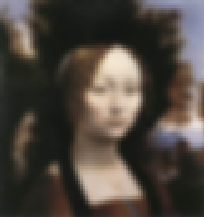 Ginevra de' Benci is listed (or ranked) 5 on the list List of Famous Leonardo Da Vinci Artwork