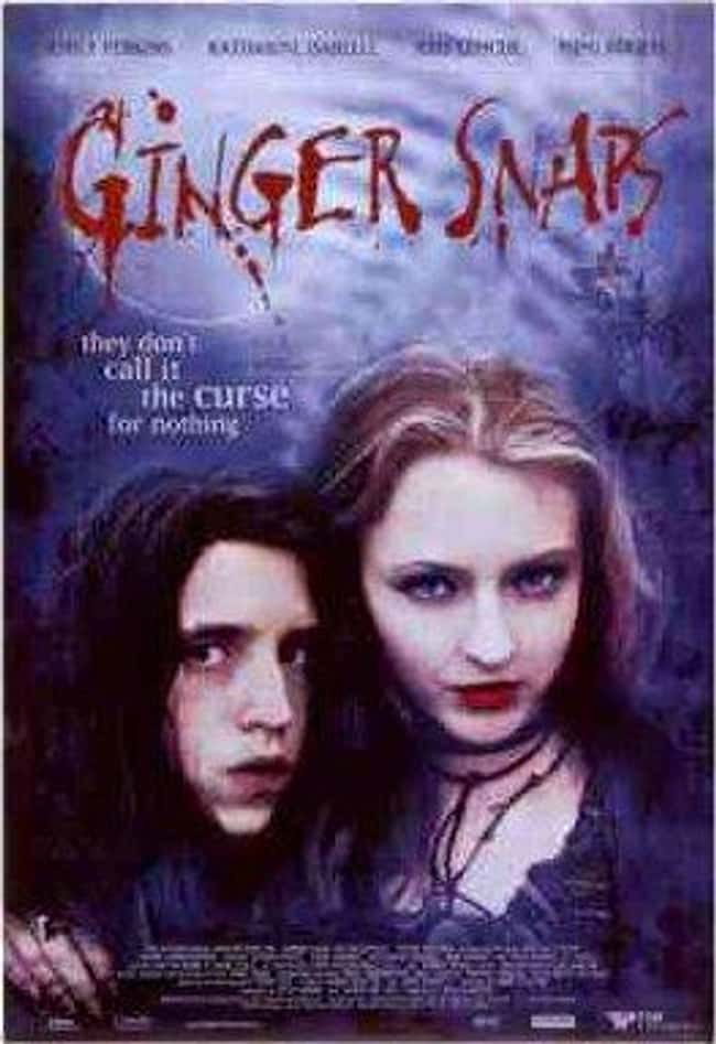 Ginger Snaps is listed (or ranked) 8 on the list Underrated Halloween Movies You Should Watch This Year