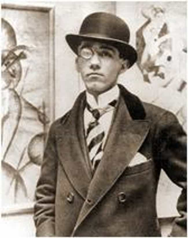 Gino Severini is listed (or ranked) 2 on the list Famous Futurism Artists