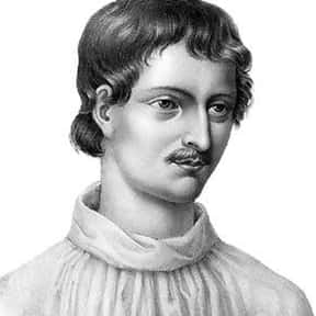 Giordano Bruno is listed (or ranked) 8 on the list Famous Authors from Italy