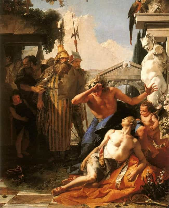 Giovanni Battista Tiepol... is listed (or ranked) 4 on the list Famous Rococo Artists
