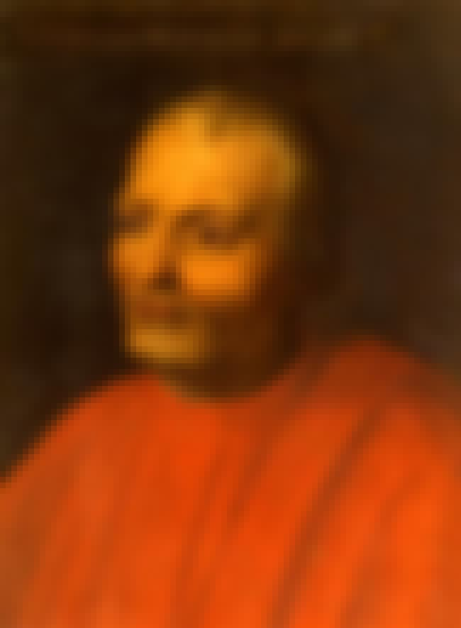 Giovanni di Bicci de' Medici is listed (or ranked) 3 on the list Members of the House Of Medici