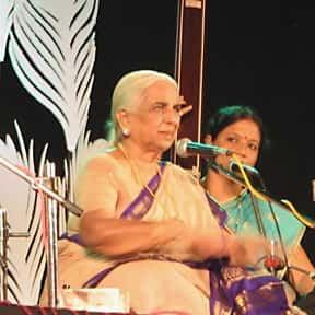 Girija Devi is listed (or ranked) 10 on the list The Best Indian Classical Artists