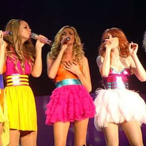 Girls Aloud is listed (or ranked) 6 on the list Fascination Records Complete Artist Roster
